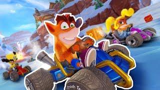 Wyścigi dzieciństwa wracają! - Crash Team Racing Nitro-Fueled