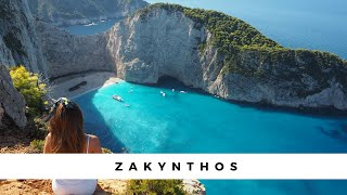 Navagio Shipwreck Beach, Zakynthos Vlog - The most instagramable view in the world!