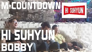 Hisuhyun (feat. Bobby) - I'm Different Live Reaction, Non-kpop Fan Reaction [hd]