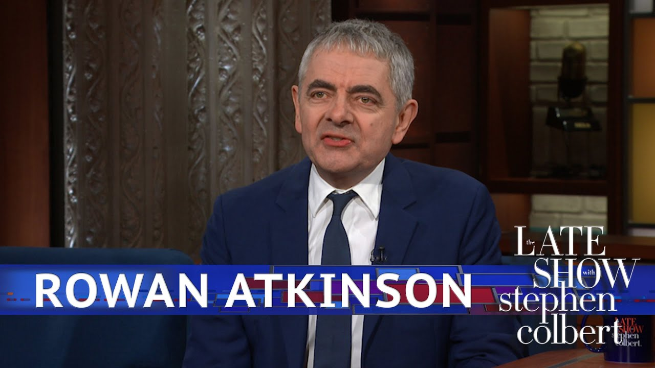 Late Show with Mr. Bean