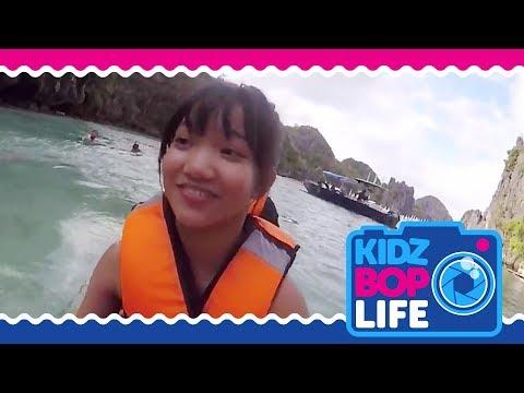 KIDZ BOP Life: Vlog # 1 - Julianna travels to the Philippines