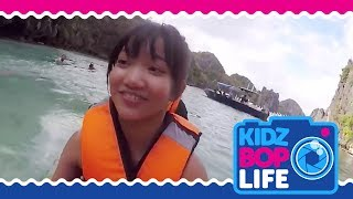 KIDZ BOP Life: Vlog # 1 - Julianna travels to the Philippines