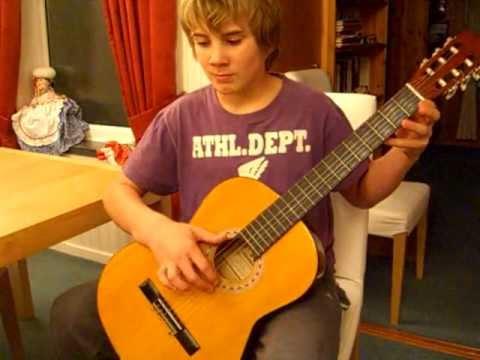Summer Waltz - Acoustic guitar
