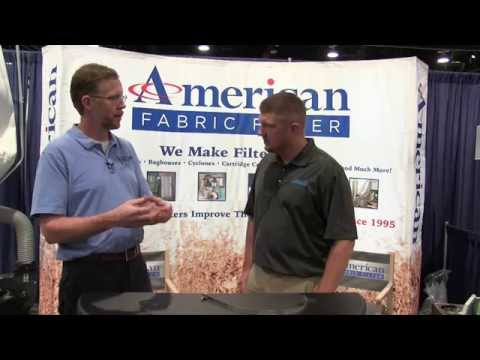 American Fabric Filter - AWFS 2015