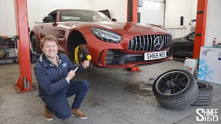 NOT AGAIN! You Won't BELIEVE My AMG GT R Roadster's Problem