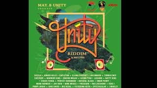 UNITY RIDDIM MIX (FULL) FEAT. SIZZLA, CAPLETON, CHEZIDEK, FANTAN MOJAH AND MORE