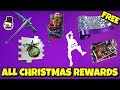 14 Days of Fortnite - ALL FREE REWARDS: Pet, Wrap, Emote, Pickaxe, Backbling,  Glider & More