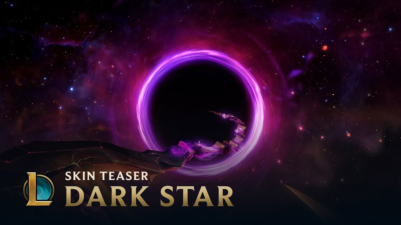 League Of Legends Zed Wallpaper Hd Dark Star Nothing Escapes Skins Teaser League Of
