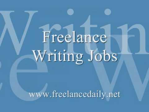 Freelance Writing Jobs Bulverde
