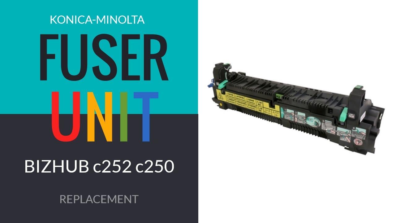 MINOLTA C250 C250P DRIVERS FOR PC