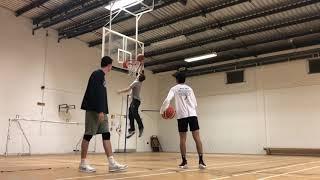 Dunk Progress 11/17/2018 Video