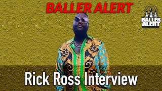 "Rick Ross Talks ""Port of Miami II,"" Lil Wayne and Pusha T Collabs and More"