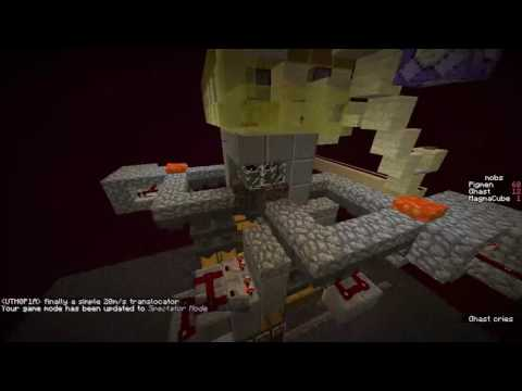 Minecraft gold farm for 1.9+