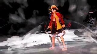 One Piece Kaizoku Musou 3 Level 100 Luffy Gameplay