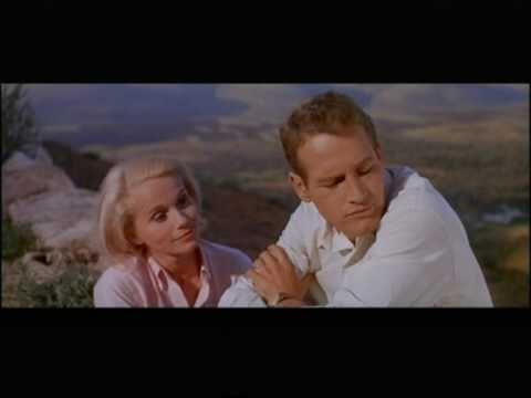 Exodus scene - Paul Newman & Eva Marie Saint