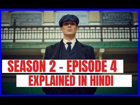 Download Peaky Blinders Season 2 Episode 4 Explained - Urdu/Hindi - British Crime Drama Tv Series