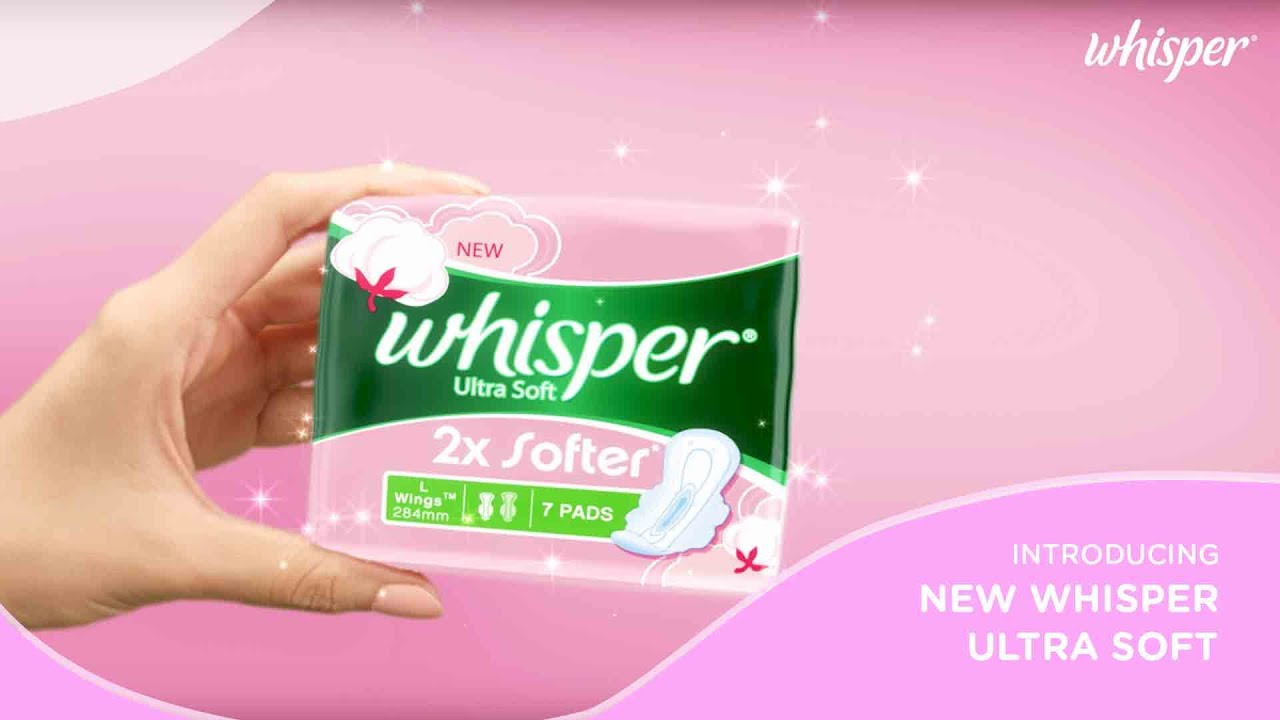 New Whisper Ultra Soft - Do you want to see a Magic Trick? - YouTube