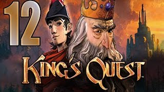King's Quest - Chapter 1: A Knight to Remember - Walkthrough Part 12  Gameplay - No Commentary