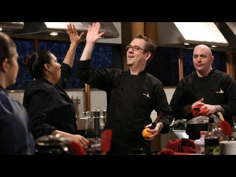 Chopped After Hours: Thanksgiving  Food Network