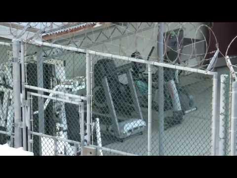 Life inside US Guantanamo Bay detention facility