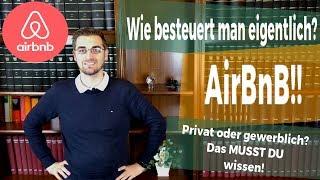 Airbnb, Vorsicht Bei Der Steuer!