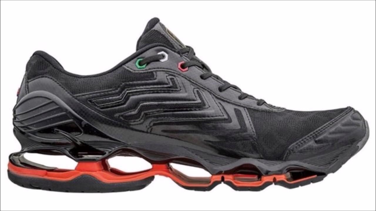 running shoes from lamborghini; wave tenjin 2 - youtube