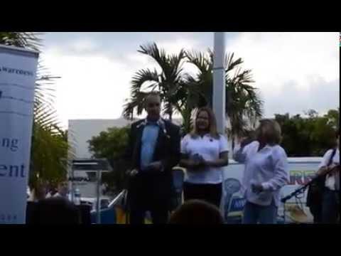 Miami, Noche Llanera, palabras del Congresista Mario Diaz-Balart