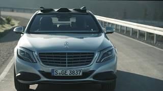 Технологии создания Mercedes Benz или будущее создают уже сейчас.