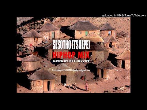DJ Funkytee Sesotho (tshepe) Hiphop Mix final