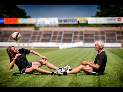 Jonas Olsson and his Legend Claes Cronqvist