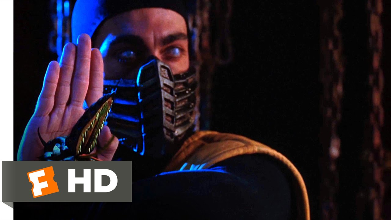 Mortal Kombat 1995 Enter Sub Zero And Scorpion Scene 2 10