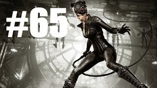 Batman: Arkham Knight {Part 65} - The Catwoman DLC