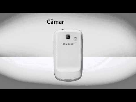 Samsung Corby II - Apresentação do equipamento