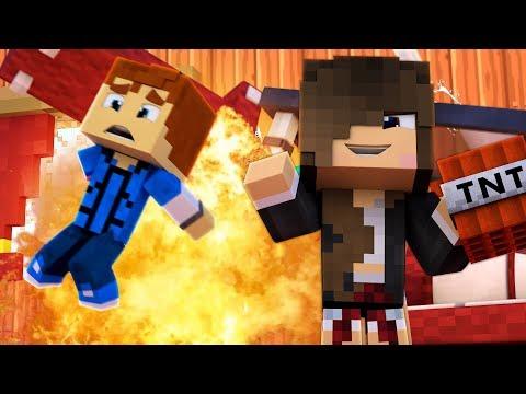Minecraft Daycare - GOLDY BLEW RYAN UP !! (Minecraft Roleplay)