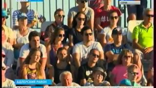 Легионеры победили российских футболистов на пляжных играх в Сочи