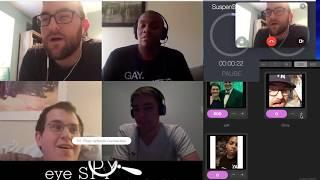 Suspen$e the Game Show: Jeff, Chris, & Charles