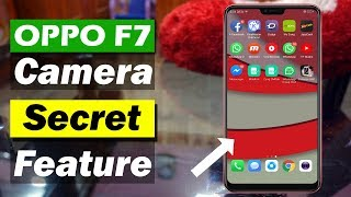 Best android app - Oppo F7 Camera Secret Feature Change Homescreen Color With Camera