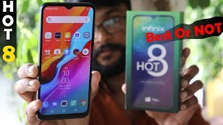 Infinix Hot 8 Review with My Honest Opinion