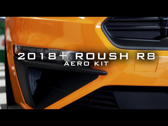 Roush Performance R8 Aero kit