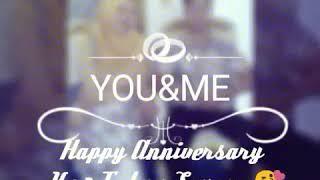 Anniversary yang ke 1 tahun