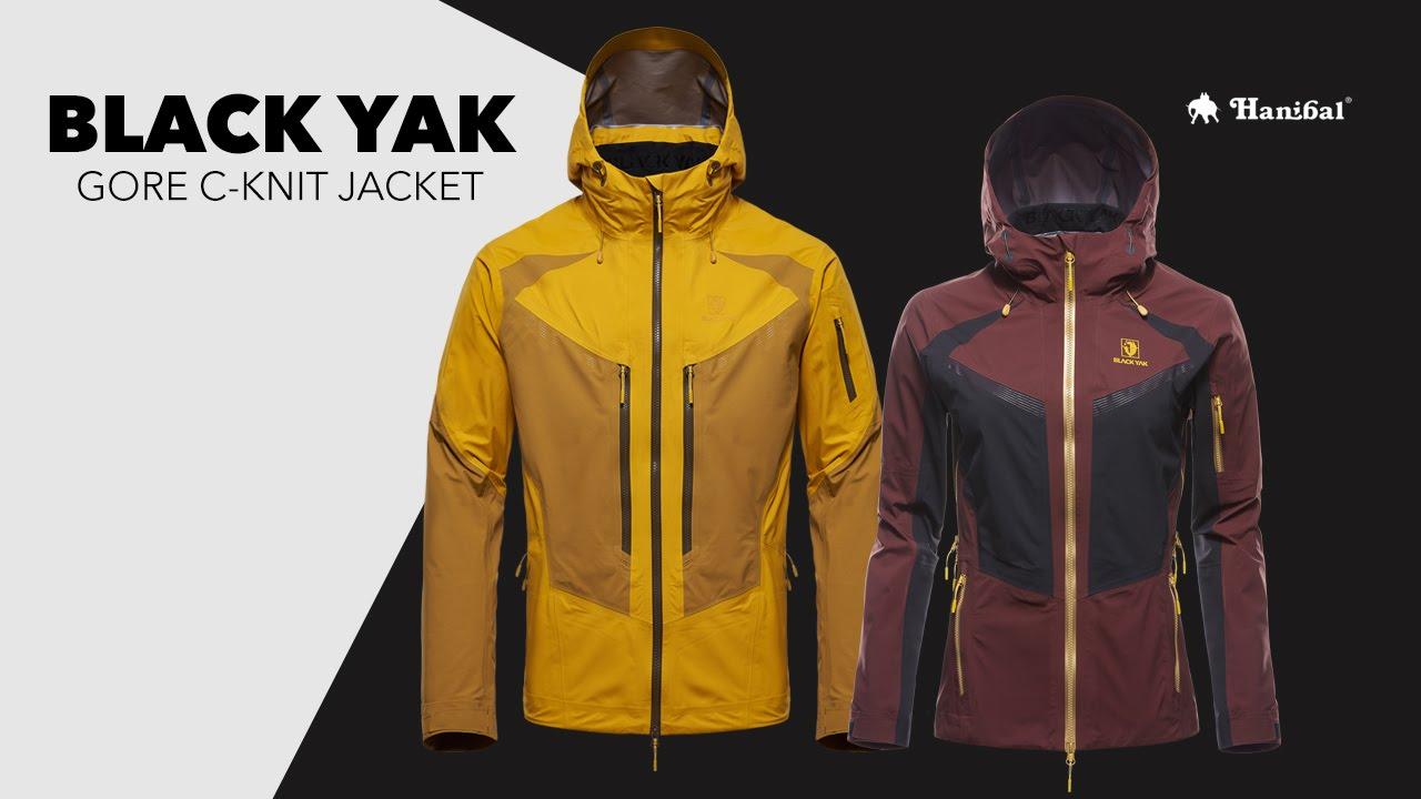 95667ee00b1c1 Představení Black Yak Gore C-Knit Jacket