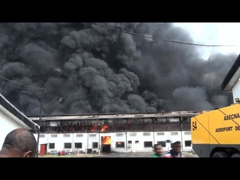 Major fire erupts at Cameroon whisky distillery