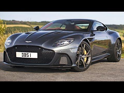 2020 Aston Martin DBS Superleggera – Aston Martin 2020 DBS Superleggera