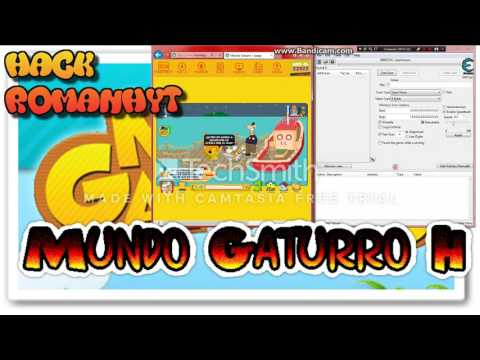 Hack Mundo Gaturro Cheatengine6 6