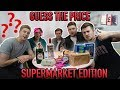 GUESS THE PRICE CHALLENGE - SUPERMARKET EDITION | ft. Joe Sugg, Josh Pieters, Oli White & Archie
