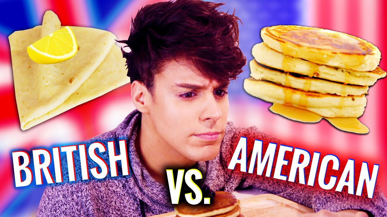 how to make american pancakes youtube