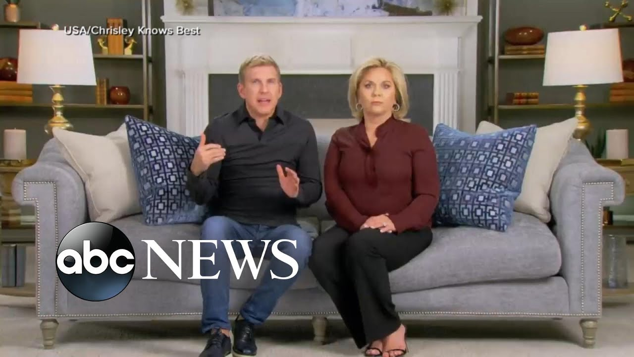 ABC News:'Chrisley Knows Best' stars indicted for tax evasion l ABC News
