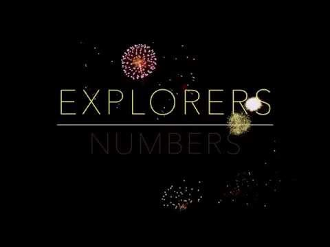 Explorers 'Numbers' (Audio Preview)