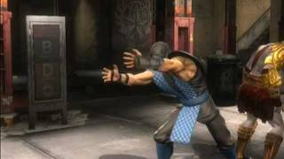 Mortal Kombat Stage Fatality Glitches Compilation