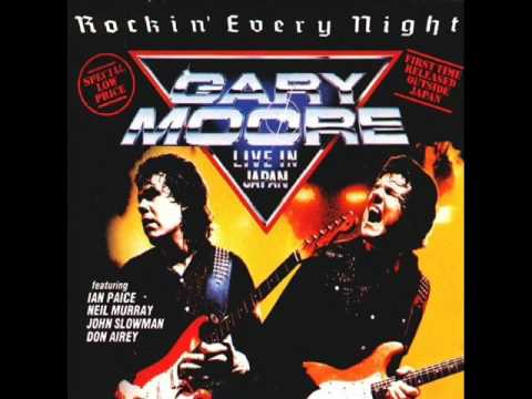 Gary Moore I Can T Wait Until Tomorrow Live In Japan